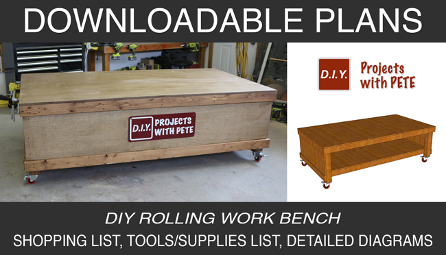 diy pete workbench plans
