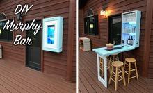DIY Murphy Bar Plans