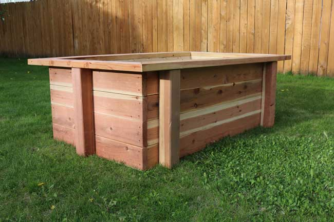 DIY Raised Garden Bed Plans