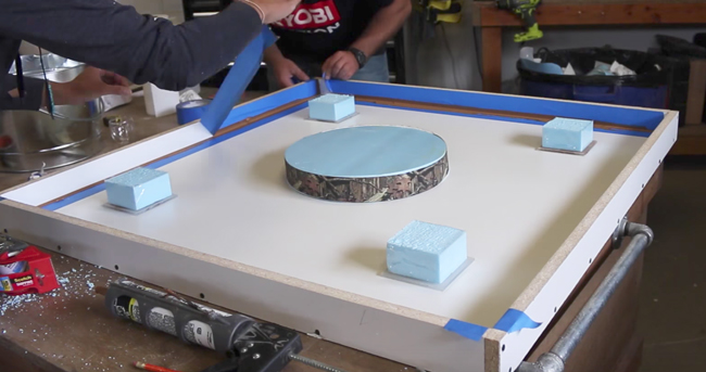 How to Make a Concrete Pub Table | DIY Projects With Pete