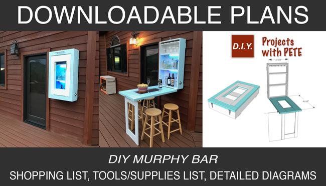 Free Murphy Bar Plans