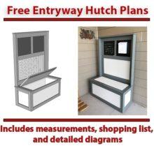 Hutch Plans