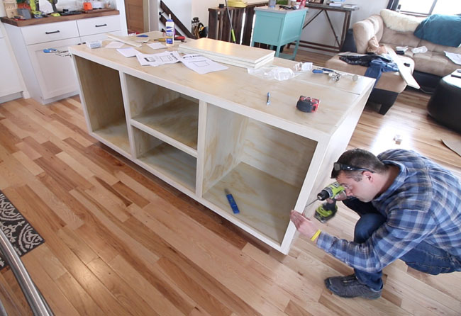 How to install Kitchen Drawers