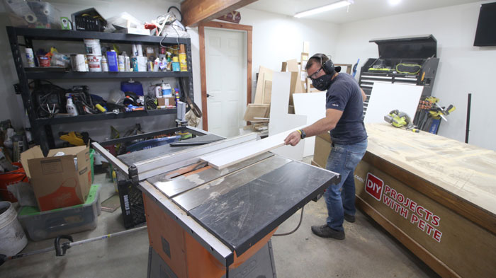 how to make concrete counters diy