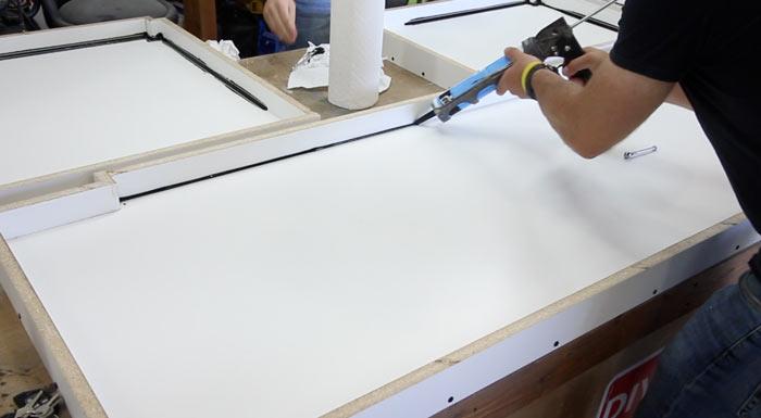 silicone for concrete counters