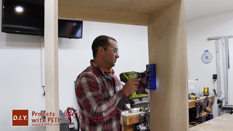 DIY closet shelf ideas