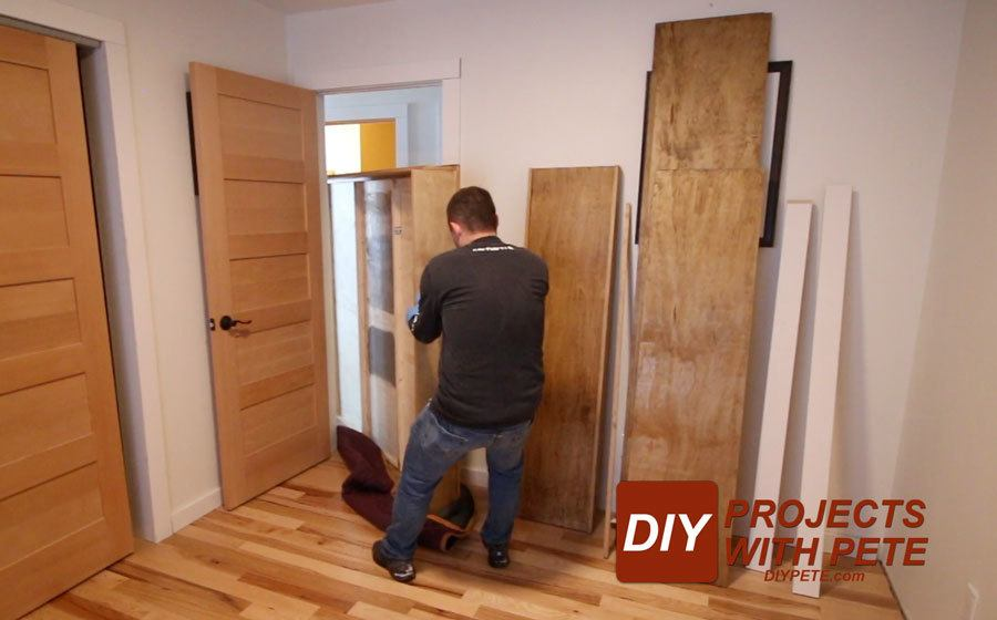 how to move a murphy bed