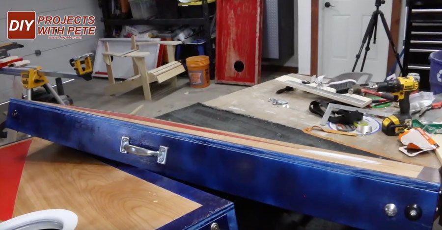 handles for cornhole boards