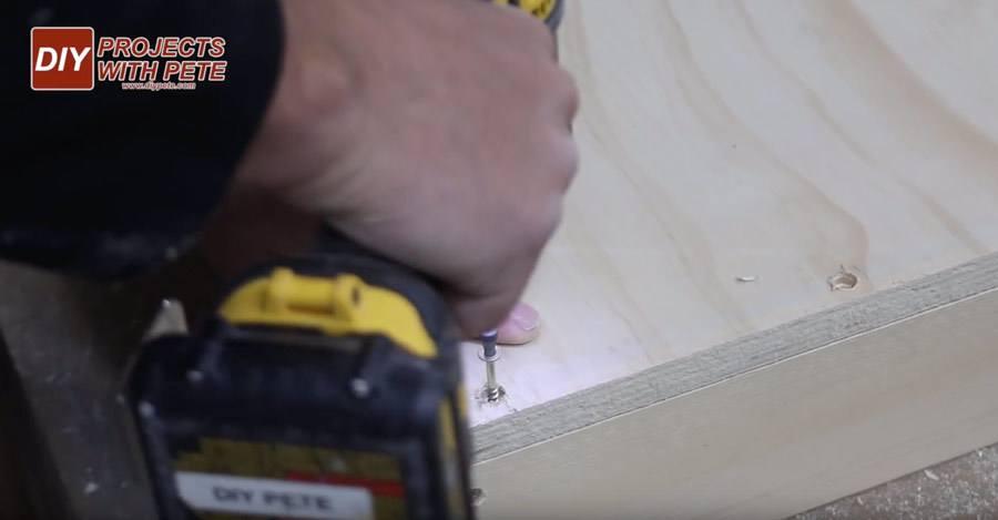 simple diy cornhole boards