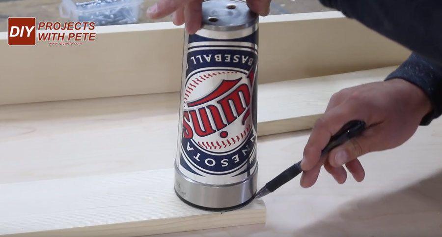 cornhole leg tutorial
