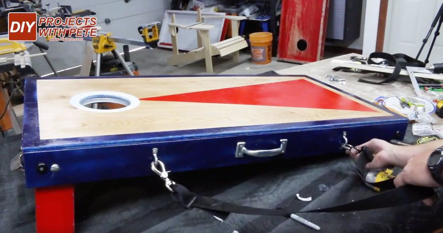 accessory ideas for cornhole boards