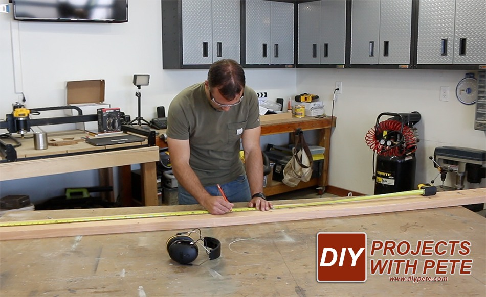 how to make a sofa table