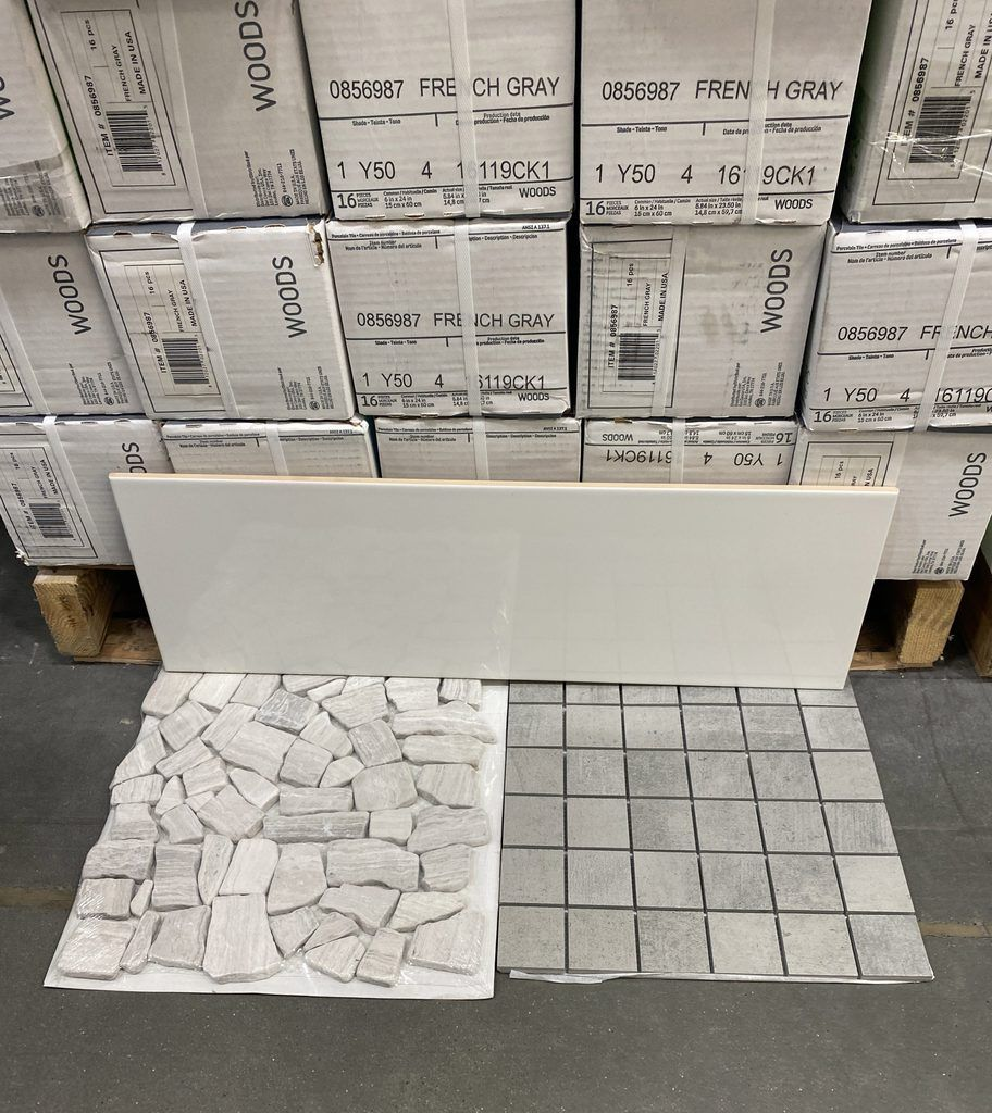 shower floor examples for small bathroom