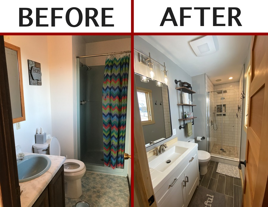Small Bathroom Ideas To Make Your Efficient