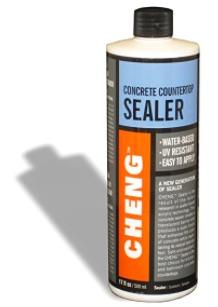 Cheng concrete sealer