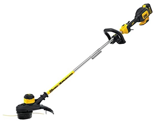 Dewalt Flexvolt electric string trimmer