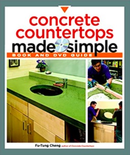 Concrete Counterops Made Simple Fu Tung Cheng
