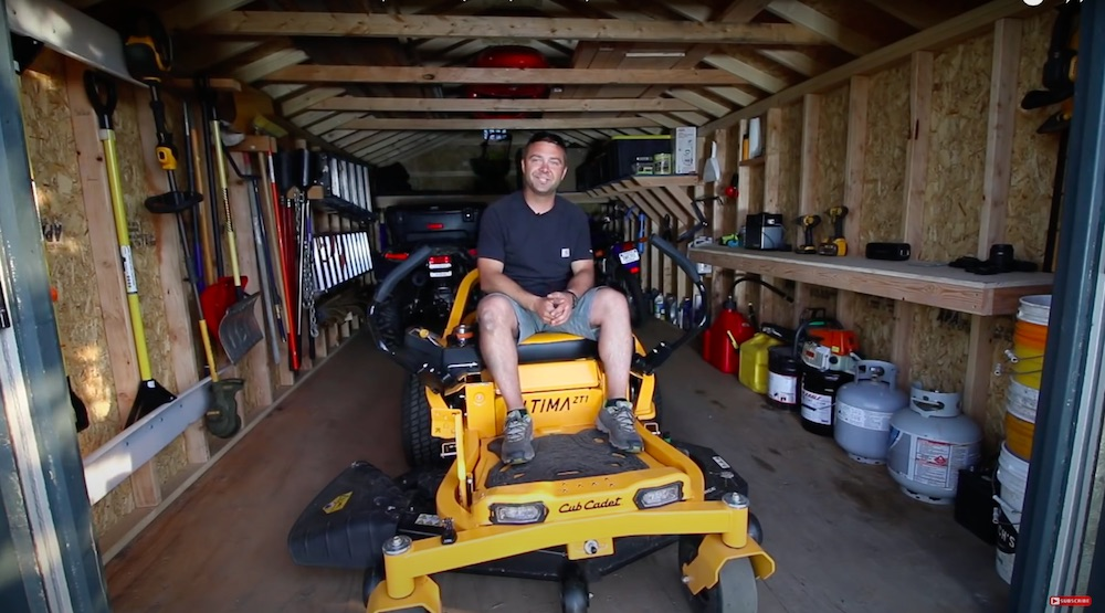 DIY Projects with Pete shed organization