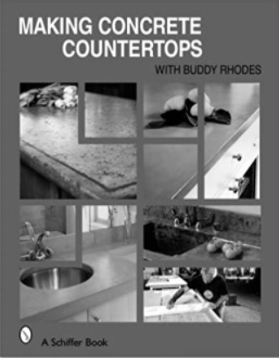 Making Concrete countertops Buddy Rhodes